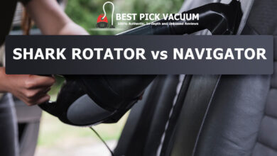 Photo of Shark Rotator vs Navigator? Who wins the battle against pet hair?