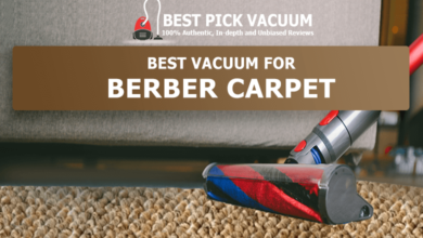 Photo of Best Comfortable Vacuum for Berber Carpet [Top 5 Reviewed 2021]