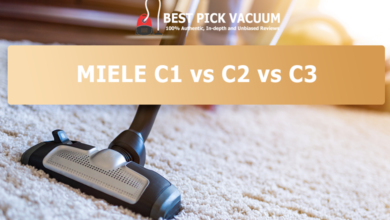 Photo of Miele C1 vs C2 vs C3: Complete Comparison, Features and Reviews