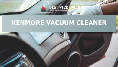 Photo of Ranked and Reviewed: Kenmore Vacuum Cleaner for Car Cleaning