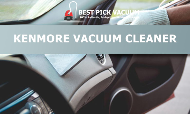 Kenmore vacuum cleaner