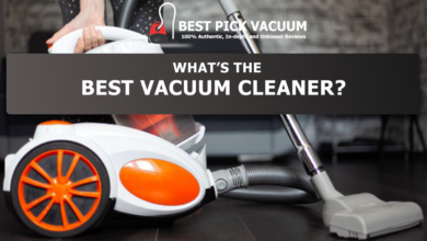 Photo of Finding & Buying : What's the Best Vacuum Cleaner?